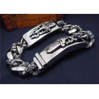 Quality High Polish Couple Bracelet Stainless Steel Bracelets For Men'S Jewelry for sale