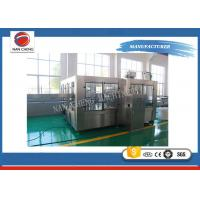 Buy Full Automatic Complete Pet Bottle Auto Water Filling Machine 18-18-6 6000-8000bph at wholesale prices