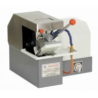 Quality Easy Type Manual Metallographic Sample Cutting Machine with Quick Clamp for sale