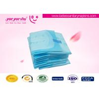 Quality Individual Easy Packaged Multi Color Anion Sanitary Napkin For Girls Comfort And Enjoyment for sale