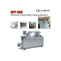 Quality Pharmaceutical Mini Lab Blister Packaging Machinery DPP-88H PC Circuit Panel Control for sale