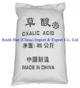 China Oxalic Acid 99.6%min on sale