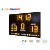 Buy cheap Athletic Digital Baseball Scoreboard , Baseball Electronic Scoreboard Outdoor from wholesalers