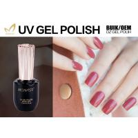 Quality Customized Packing One Step Gel Nail Polish 3 In 1 High Gloss Finish for sale