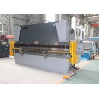 Quality 125T 2.5M Hydraulic NC  Press Brake Sheet Bending Machine 3 Years Warranty for sale