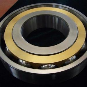 China 12x28x8 7001 H7001C 2RZ P4 CNC 40mm Angular Contact Bearing on sale