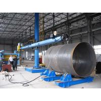 Quality 6000mm Lifting Stroke Tank Weld Manipulators , Pipe Auto Seam Welding Machine for sale