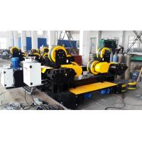 Quality Automatic Pipe Welding Tank Turning Rolls Rotators for Pipe Butt Position Adjustment for sale