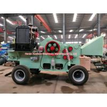 60 Hp Industrial Wood Chippers And Shredders Diesel Power Wear Resistant for sale