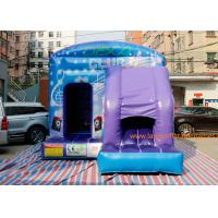 Quality Blue House  inflatable Jumping Inflatable Bouncy Castle for sale