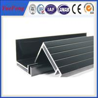 Buy aluminum frames for solar panels from china supplier at wholesale prices