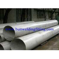 Quality Large Diameter Stainless Steel Pipe ASTM A790 S31803 UNS S32750 for Transport for sale