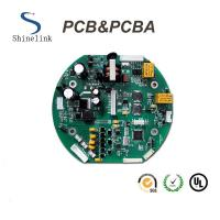Quality Round FR4 PCB Board for HDI smt Electronics PCB Components Assembly for sale