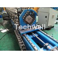 China Furring Channel Cold Rolling Machine with Guiding Column Forming Structure on sale