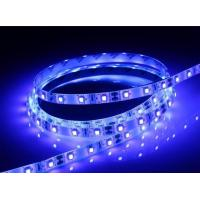 Quality Warm White 5M Color Changing 12volt Led Strip With Adhesive Backing ,14.4W/M Power for sale