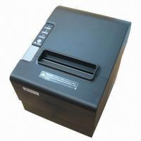 China 80mm POS Terminal Printer with Auto-cutter and 250mm/Second Printing Speed on sale