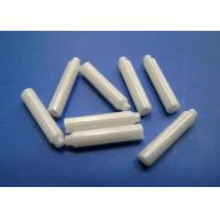 Quality 2.5mm FC / SC / ST Zirconia Fiber Optic Ceramic Ferrule , Metal Ferrule for sale