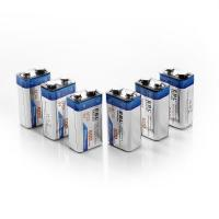 Quality 600mAh Lithium - Ion Rechargeable Battery Cell 9 Volt With12 Months Warranty for sale
