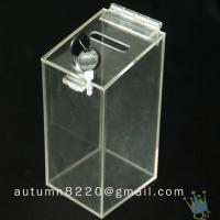 Quality BO (38) clear acrylic display case for sale