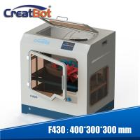 Quality Durable Industrial 3D Printing Machine Whole Steel Body Touch Screen Operating for sale