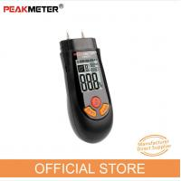 Fast Response Wood Moisture Tester Low Energy Consumption With LCD Display for sale