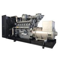 Standby Power Perkins Diesel Generator Set 1250Kva 400 / 230V Rated Voltage