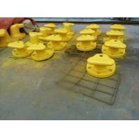 Buy cheap Marine Cast Iron Steel / Mild Steel Tee Head Mooring Bollard With Epoxy Primer Surface from wholesalers