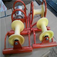 Quality Heavy Duty Snatch Block/ Hanging Cable Rollers/ Wire Cable Pulleys for sale