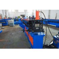 China Cold Formed Steel Profile CZ Purlin Roll Forming Machine CE Standard 380V 15kw on sale