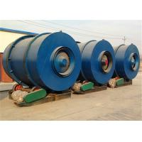 Quality Small Sand Dryer Machine Silica River Sand Industrial Rotary Dryer Three Phase for sale
