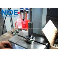 Buy Manually Armature Rotor Commutator fitting Pressing Inserting Machine at wholesale prices