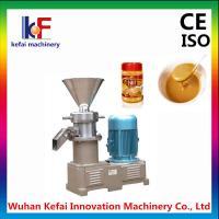 China High quality 500-100kg/hour peanut butter making machine on sale