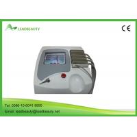 Portable Painless 635nm Lipo Laser Slimming Machine For Hip / Belly Reshaping for sale