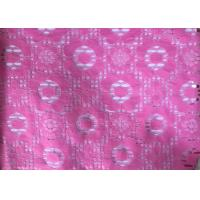 Buy Embroidery Cotton Lingerie Lace Fabric , african / french lace fabric for dress at wholesale prices
