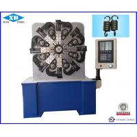 Quality CE ISO 3 - 4 Axis CNC Spring Forming Machine / Spring Making Machinery for sale