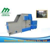 Quality 1000mm Belt Automatic Ball Fiber Machine For Carding Various Short Fibers for sale