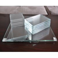 Buy cheap China manufacture specific angle and size beveled glass mirror toughened Glass from wholesalers