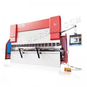 Quality HARSLE WE67K sheet metal 6+1 Axes CNC hydraulic press brake bending machine for sale