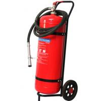 Buy Wheeled Trolley Type ABC Dry Powder Fire Extinguisher 50KG Smooth Surface Light at wholesale prices