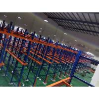 Quality Logstic Equipment High-Density Drive In Racking For Industrial Warehouse Storage for sale