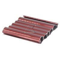 Quality OEM Color Simple and durable aluminum Roller Shutter And Roller Shutter accessories For door for sale