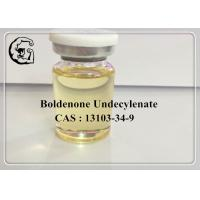 Quality CAS 13103-34-9 Boldenone Undecylenate Injectable Anabolic Steroids 300mg/ml Equipoise for sale