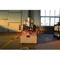 Buy High Speed Semi Automatic Blow Moulding Machine  , Hydraulic Plastic Moulding Machinery at wholesale prices