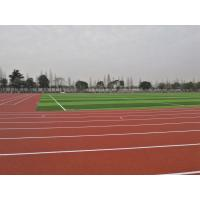Quality Corrosion Resistance IAAF Approved Track Surfaces Elastic Rubber Crumb For School for sale
