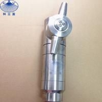 China DG20 360 spray 3D rotating tank jet nozzle for tanks to diameter 20m for sale