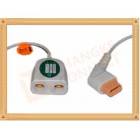 Quality Siemens Draeger Converter Invasive Blood Pressure Cable 16 Pin to 8 Pin for sale