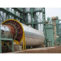 China Big Output Wood Chips Flake Strand Single Pass Rotary Drum Dryer for sale