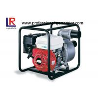 China Recoil Start 5.5HP Gasoline Water Pump for Agricultural with Transistor Magneto on sale