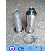 China Domestic Water Filters Filter Cartridge Housing EDI System / UF System on sale