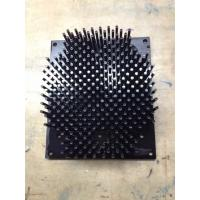 Quality Highly Difficult 6063T5 Black Anodized Heatsink Cnc Machining Part With CNC Machining Drilling And Milling for sale
